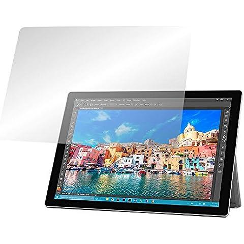 2 x Slabo protector de pantalla Microsoft Surface Pro 4 lámina protectora de pantalla lámina protectora