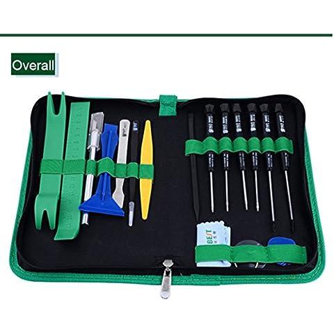 KaTelin Tool Kit Professionale Smontaggio Assemblea - 22 Articoli Utensili