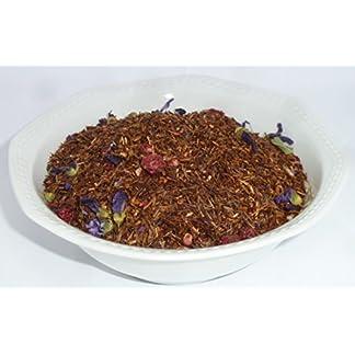 Granatapfel-Traube-Rotbuschtee-Rooibos-Teemischung