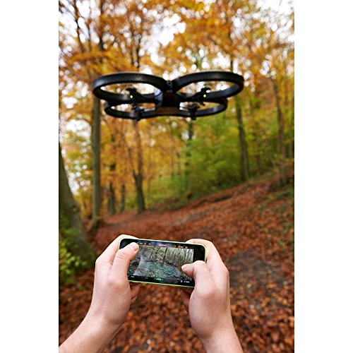 Parrot AR Drone 2.0 GPS Edition Quadrocopter (geeignet für Android/Apple Smartphones/Tablets) sand - 13