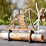 Geschenk zur Einschulung aus Holz
