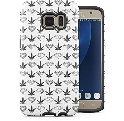 Cover Compatible With Samsung Galaxy S6 2 Pezzi