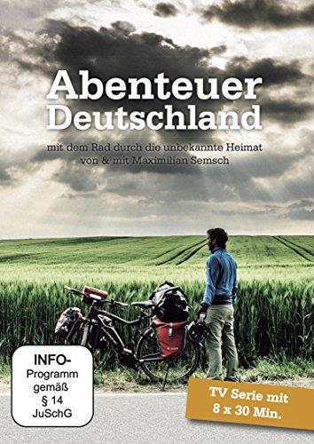 Abenteuer Deutschland: mit dem Rad durch die unbekannte Heimat [2 DVDs]