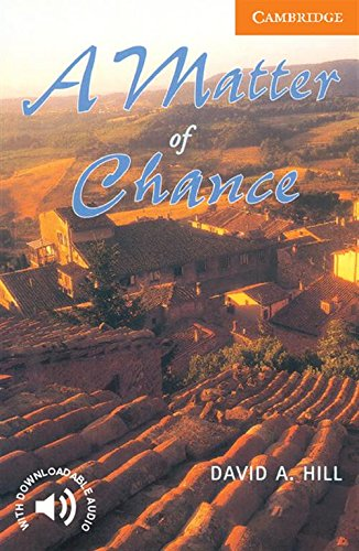 CER4: A Matter of Chance Level 4 (Cambridge English Readers)