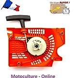 Motoculture-Online Lanceur/démarreur pour tronconneuse 45/52 / 58 CC