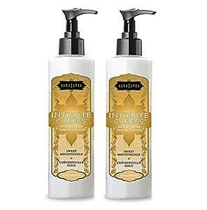 Cinkel Body Shave Set KamaSutra Sweet Honeysuckle 2x250 ml mit 3 Einwegrasierer
