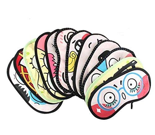 lucky-will-4-stuck-karikatur-schlafmaske-augenmaske-augen-maske-schlafbrille-augenbinde-nachtmaske-m