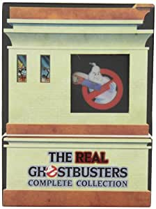 Real Ghostbusters: The Complete Collection [DVD] [2009] [Region 1] [US Import] [NTSC]