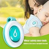 Baby Schwangere Frau Mückenschutz Clip Mückenschutz Badge Button