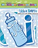Unique Party Supplies Spruchband It 's a Boy, für Babyparty