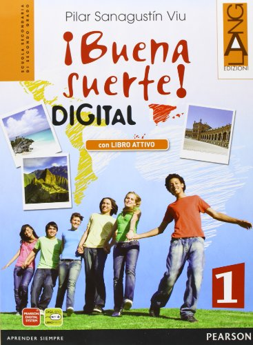 Buena suerte digitalLIM. Per le Scuole superiori. Con espansione online. Con libro: 1