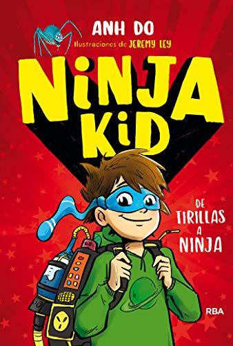 Ninja Kid 1- De tirillas a Ninja