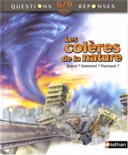 COLERES DE LA NATURE