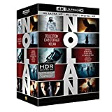 Coffret nolan 7 films 4k ultra hd [Blu-ray] [FR Import]