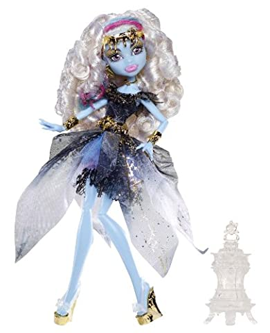 Mattel Monster High 13 Wishes Abbey Bominable Doll