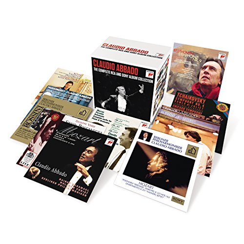 Claudio Abbado - The Complete RCA and Sony Recordings