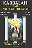 Kabbalah and Tarot of the Spirit: Black & White Edition With Personal Stories and Readings