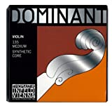 Thomastik Dominant 135 MEDIUM - 4/4 Violin Saitensatz [original Infeld Viena Handmade Strings]