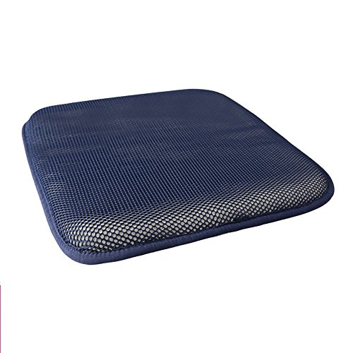 Flmn Kissen ergonomisch atmungsaktiv Honeycomb Design Kissen mit Rutschfester abnehmbare waschbare Kapuze Pad für Auto Bürostuhl
