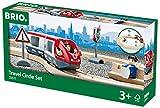 Brio Set circuito circular de tren de pasajeros (33511)
