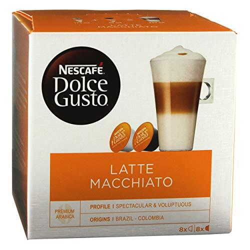 Nescafé Dolce Gusto Sweet Dreams Set, Kaffee, Kaffeekapsel, 6 x 16 Kapseln - 2