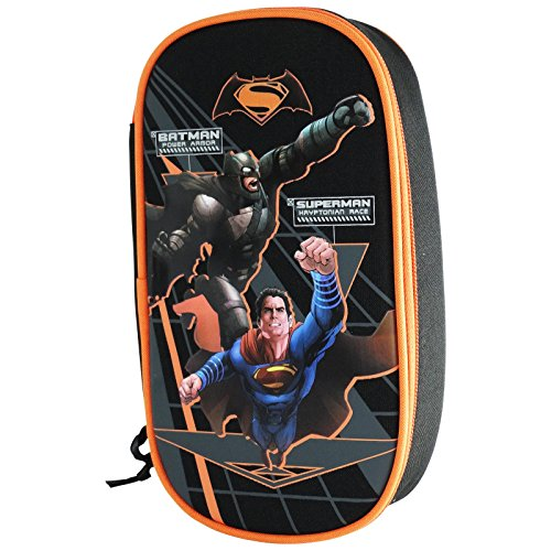 Dc Comics Batman Vs Superman Astuccio Scuola Kit Scrittura