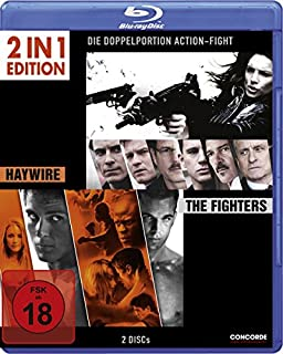 Haywire/The Fighters - 2 in 1 Edition [Blu-ray]