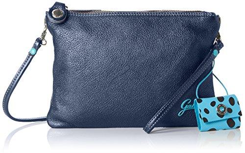 GabsBEYONCE - Borse a Tracolla Donna , Blu (Blau (ciantite 1948)), 24x18x1 cm (B x H x T)