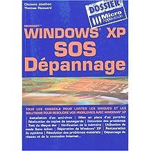 Windows XP SOS dépannage