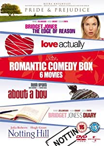 The Ultimate Romantic Comedy Collection (6 Disc Box Set) [DVD]