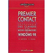 Premier contact : Découverte des claviers et des micro-ordinateurs sous Windows 98