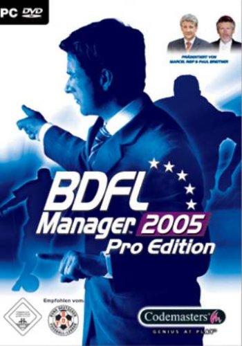 BDFL Manager 2005 Pro Edition