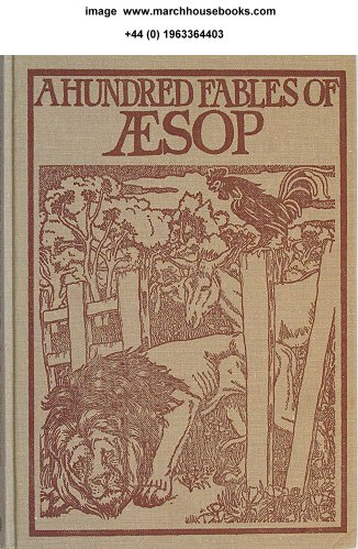 A hundred fables of Aesop