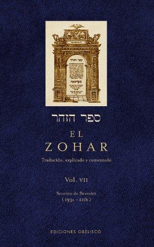 Zohar VII: 7 por Rabi Shimon Bar Iojar