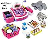 Best Toy Cash Registers - Prextex Pretend Play Electronic Toy Cash Register With Review