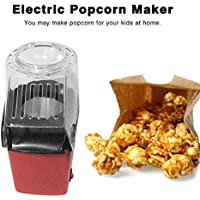 Erduo Mini Máquina de Palomitas de maíz eléctrica para el hogar Máquina de Palomitas de maíz