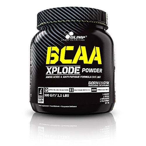 Olimp Sport Nutrition Bcaa Xplode Poudre Acide Aminé Fruit Punch 500 g