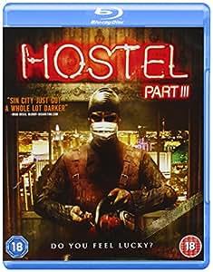 Hostel: Part III [Blu-ray]