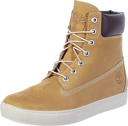 Timberland 2 0 Cupsole 6-Inch Chaussures Jaune (Wheat)