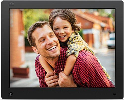 NIX Advance - 38,1 cm (15 Zoll) Digital-Foto und HD-Video (720p) Rahmen mit Bewegungs-Sensor und 8 GB Speicher - X15D