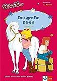 Bibi & Tina - Der große Streit: Lesen lernen - 2. Klasse ab 7 Jahren (A5 Lese-Heft) (Lesen lernen mit Bibi und Tina)