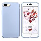 Humixx iPhone 8 Plus Silikon Hülle,iPhone 7 Plus Hülle,...