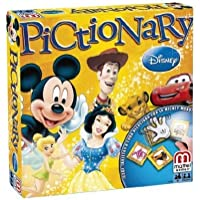 PICTIONARY DISNEY MATTEL GAMES