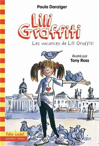 Les aventures de Lili Graffiti, 2:Les vacances de Lili Graffiti