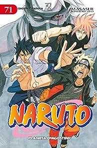 Naruto nº 71/72 par Masashi Kishimoto