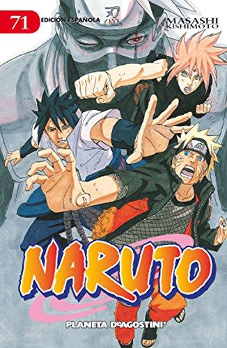 Naruto nº 71/72 (Manga Shonen) por Masashi Kishimoto