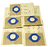Nilfisk Advance–Sachet de Staubsaugerbeutel Nilfisk Buch durch 5Staubsaugerbeutel–81620000