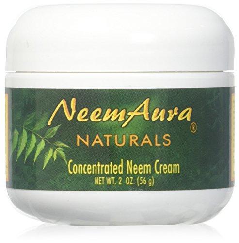 NeemAura corps Naturals Cr-me de soin - l'Aloe Vera Neem Huile de Neem et 2 oz 29060