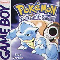 Pokémon: Blue - Gotta Catch `em all (Game Boy)