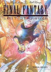 Final Fantasy : Lost Stranger Edition simple Tome 3